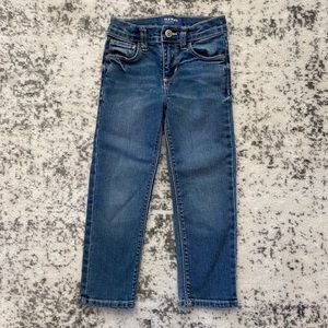 Old navy karate skinny boy 4T denim jeans